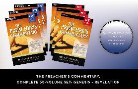 Cover-Bild zu Allen, Leslie C.: The Preacher's Commentary, Complete 35-Volume Set: Genesis - Revelation