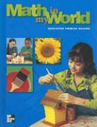 Cover-Bild zu Clements, Douglas H.: Math in My World: Developing Problem Solvers