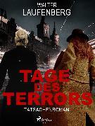 Cover-Bild zu Laufenberg, Walter: Tage des Terrors. Tatsachenroman (eBook)