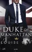 Cover-Bild zu Bay, Louise: Duke of Manhattan