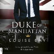 Cover-Bild zu Bay, Louise: Duke of Manhattan - New York Royals, (Ungekürzt) (Audio Download)