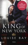 Cover-Bild zu Bay, Louise: XXL-Leseprobe: King of New York (eBook)