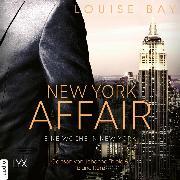 Cover-Bild zu Bay, Louise: Eine Woche in New York - New York Affair 1 (Ungekürzt) (Audio Download)