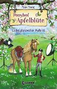 Cover-Bild zu Young, Pippa: Ponyhof Apfelblüte (Band 10) - Ladys glanzvoller Auftritt