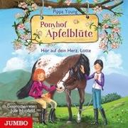 Cover-Bild zu Young, Pippa: Ponyhof Apfelblüte. Hör auf dein Herz, Lotte