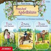 Cover-Bild zu Young, Pippa: Ponyhof Apfelblüte Folge 1-3
