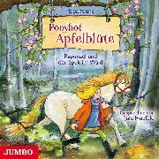 Cover-Bild zu Young, Pippa: Ponyhof Apfelblüte 8. Rapunzel und der Spuk im Wald (Audio Download)
