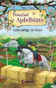 Cover-Bild zu Young, Pippa: Ponyhof Apfelblüte (Band 16) - Lena springt ins Glück