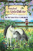 Cover-Bild zu Young, Pippa: Ponyhof Apfelblüte (Band 7) - Sternchen und ein Geheimnis (eBook)
