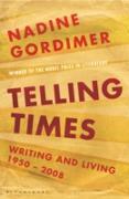 Cover-Bild zu Gordimer, Nadine: Telling Times (eBook)