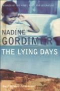 Cover-Bild zu Gordimer, Nadine: The Lying Days (eBook)