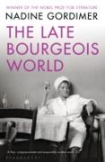Cover-Bild zu Gordimer, Nadine: The Late Bourgeois World (eBook)