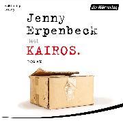 Cover-Bild zu Erpenbeck, Jenny: Kairos (Audio Download)