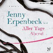 Cover-Bild zu Erpenbeck, Jenny: Aller Tage Abend (Audio Download)
