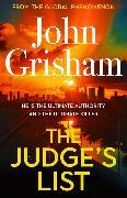 Cover-Bild zu Grisham, John: The Judge's List
