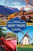 Cover-Bild zu Williams, Nicola: Lonely Planet Germany, Austria & Switzerland's Best Trips (eBook)
