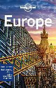 Cover-Bild zu Averbuck, Alexis: Lonely Planet Europe