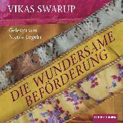 Cover-Bild zu Swarup, Vikas: Die wundersame Beförderung (Audio Download)