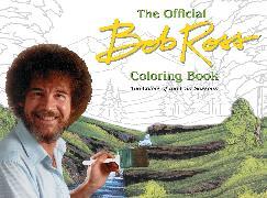 Cover-Bild zu Ross, Bob: The Official Bob Ross Coloring Book