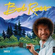 Cover-Bild zu Ross, Bob: Bob Ross 2022 Wall Calendar
