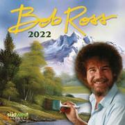Cover-Bild zu Ross, Bob: Bob Ross 2022 Wandkalender