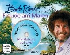 Cover-Bild zu Ross, Bob: Freude am Malen-Set. Neue Landschaften in Öl. Ein Malkurs in Buch und auf DVD