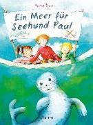 Cover-Bild zu Bones, Antje: Ein Meer für Seehund Paul