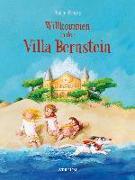 Cover-Bild zu Bones, Antje: Willkommen in der Villa Bernstein