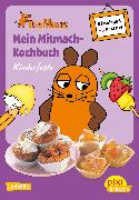 Cover-Bild zu Bones, Antje: Carlsen Verkaufspaket. Pixi kreativ Nr. 65. Die Maus: Mein Mitmach-Kochbuch: Kinderfeste