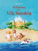 Cover-Bild zu Bones, Antje: Willkommen in der Villa Bernstein (eBook)