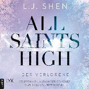 Cover-Bild zu Shen, L. J.: Der Verlorene - All Saints High, (Ungekürzt) (Audio Download)