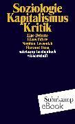 Cover-Bild zu Dörre, Klaus: Soziologie - Kapitalismus - Kritik (eBook)