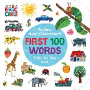 Cover-Bild zu Carle, Eric: The Very Hungry Caterpillar's First 100 Words