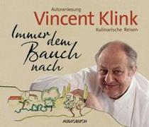 Cover-Bild zu Immer dem Bauch nach von Klink, Vincent