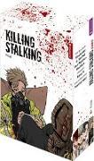 Cover-Bild zu Killing Stalking Season II 04 mit Box und exklusivem Druck von Koogi