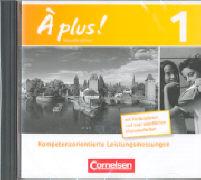 Cover-Bild zu À plus! 1. Nouvelle édition. CD-ROM