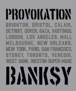 Cover-Bild zu BANKSY PROVOKATION