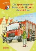 Cover-Bild zu LESEMAUS zum Lesenlernen Sammelbände: Die spannendsten Blaulicht-Silben-Geschichten