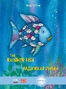 Cover-Bild zu The Rainbow Fish/Bi:libri - Eng/Russian von Pfister, Marcus