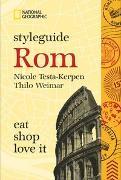 Cover-Bild zu Styleguide Rom von Testa-Kerpen, Nicole