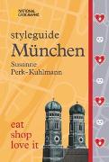 Cover-Bild zu styleguide München von Perk-Kuhlmann, Susanne