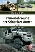 Cover-Bild zu Panzerfahrzeuge der Schweizer Armee