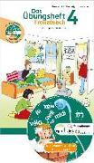 Cover-Bild zu Das Übungsheft Französisch 4 von Teschner, Katrin