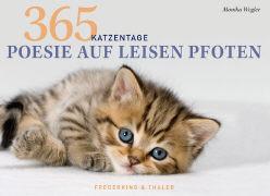 Cover-Bild zu 365 Katzentage - Poesie auf leisen Pfoten von Wegler, Monika
