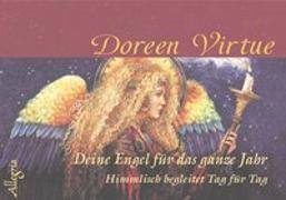 Cover-Bild zu Deine Engel für das ganze Jahr von Virtue, Doreen