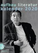 Cover-Bild zu Aufbau Literatur Kalender 2020 von Böhm, Thomas (Hrsg.)