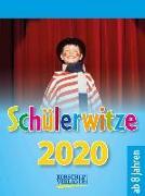 Cover-Bild zu Schülerwitze 2020 von Korsch Verlag (Hrsg.)