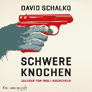 Cover-Bild zu Schalko, David: Schwere Knochen (Audio Download)