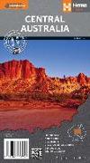 Cover-Bild zu Central Australia. 1:2'000'000
