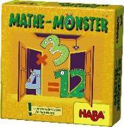 Cover-Bild zu Mathe-Monster von Wallocha, Martin